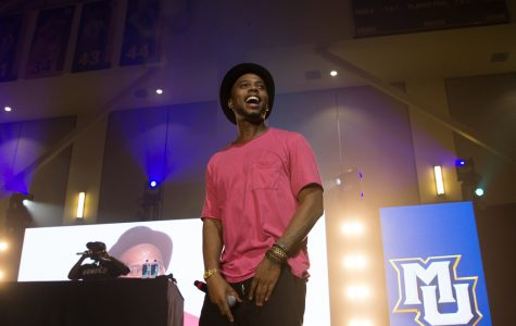 B.o.B performance adds to Homecoming spirit