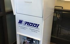 MUPD drug drop box collected nearly 46 pounds in the Spring 2018 semester