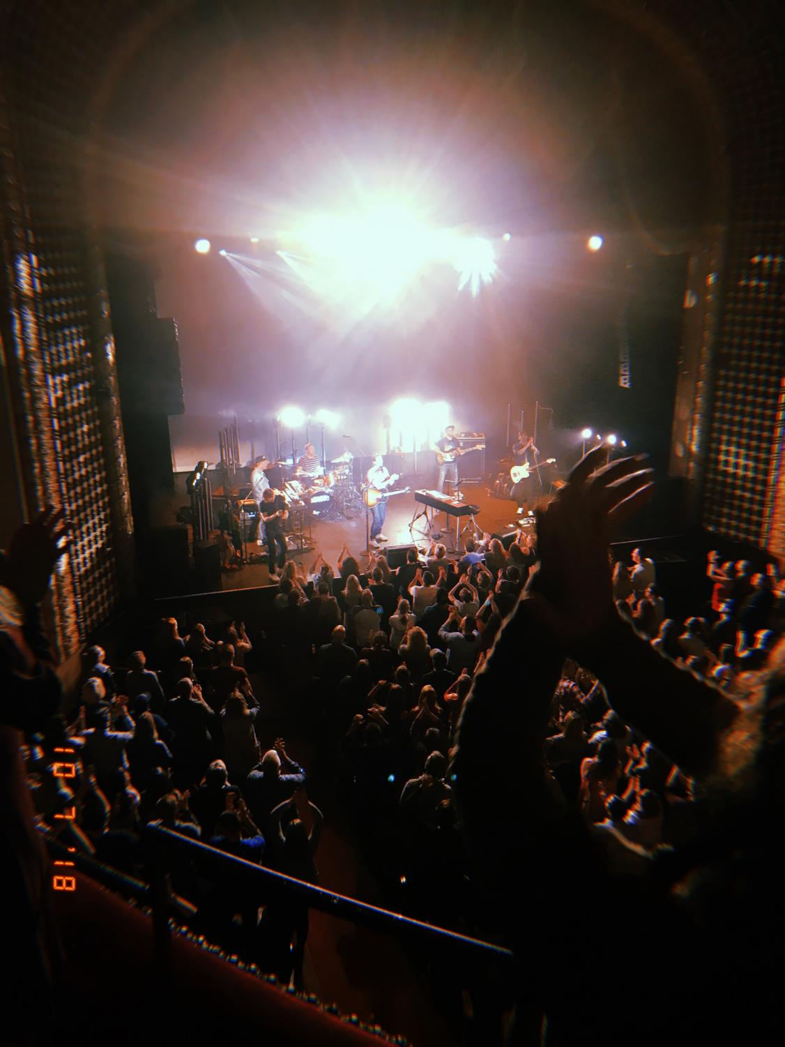 Ben Rector did not disappoint at the Pabst Theater Sunday night.