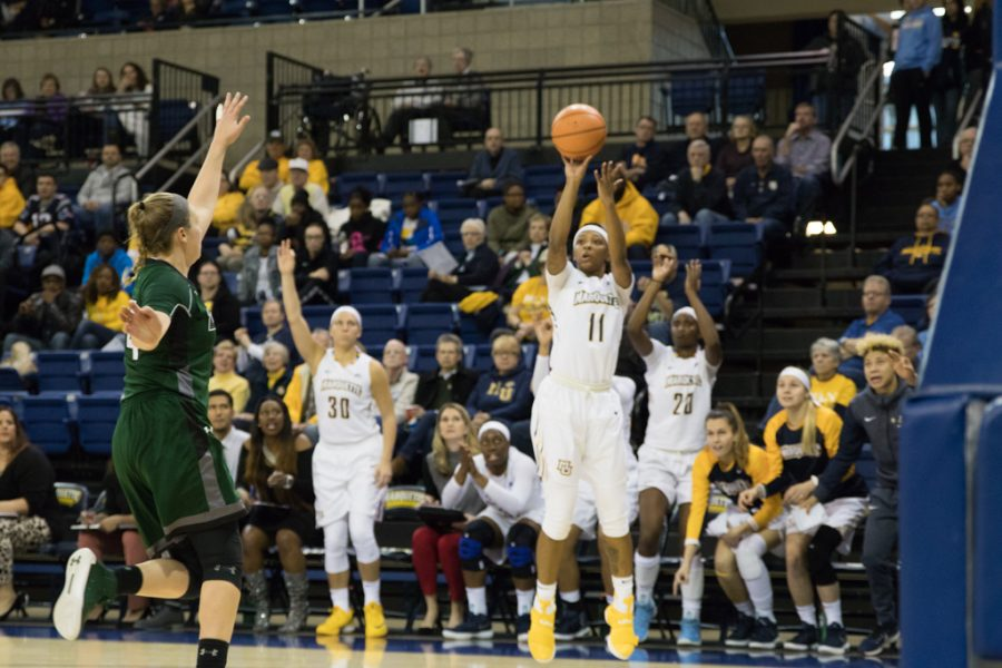 Women's basketball looks to improve from beyond the arc