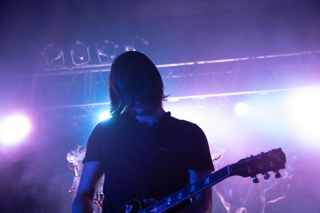 Guitarist+Alex+Garcia+of+Mayday+Parade