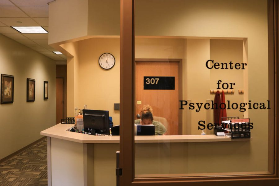 The Center for Psychological Services offers students mental health resources at low costs.