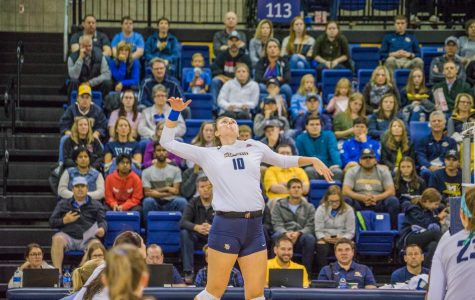 Volleyball takes fourth consecutive BIG EAST sweep over DePaul