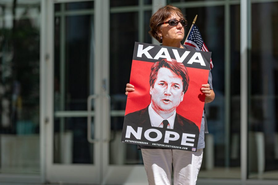 Supreme+Court+Justice+Brett+Kavanaugh+narrowly+earned+confirmation+despite+allegations+of+sexual+assault.+