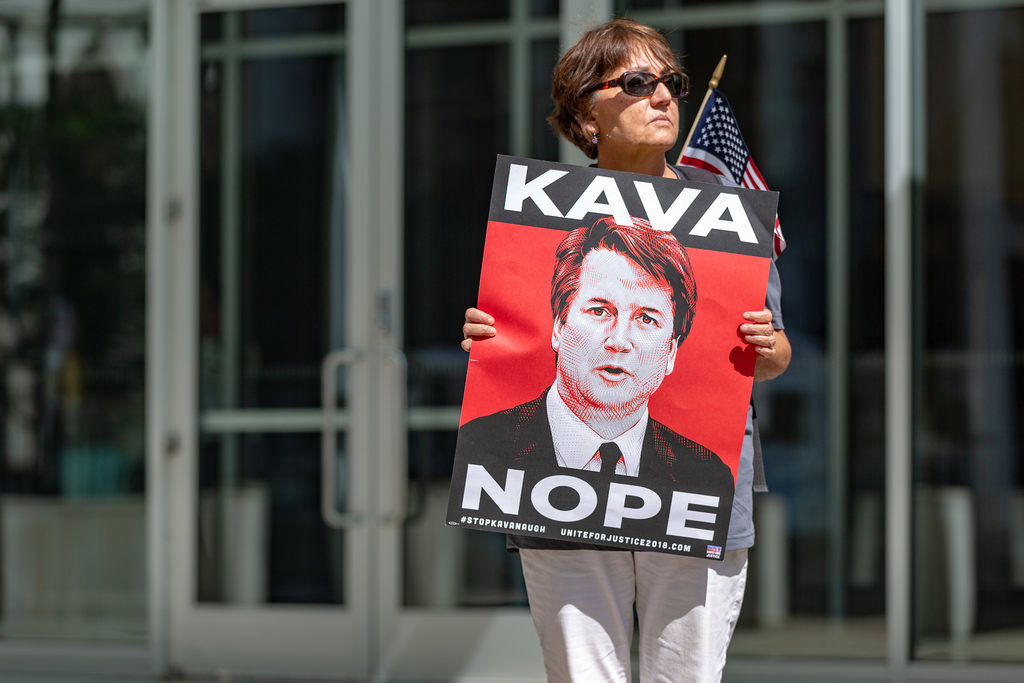 Supreme Court Justice Brett Kavanaugh narrowly earned confirmation despite allegations of sexual assault.