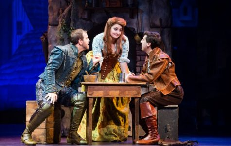 Something Rotten!'s Emily Kristen Morris on touring production, strong women