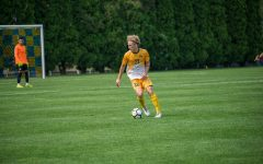 Men's soccer falls at Providence to goal in final minute