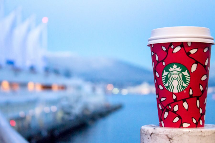Starbucks%27+seasonal+beverages+returned+as+of+Nov.+2+and+are+getting+students+excited+about+the+holidays.+