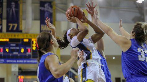 Marquette women's basketball dominates in 2018-'19 season opener