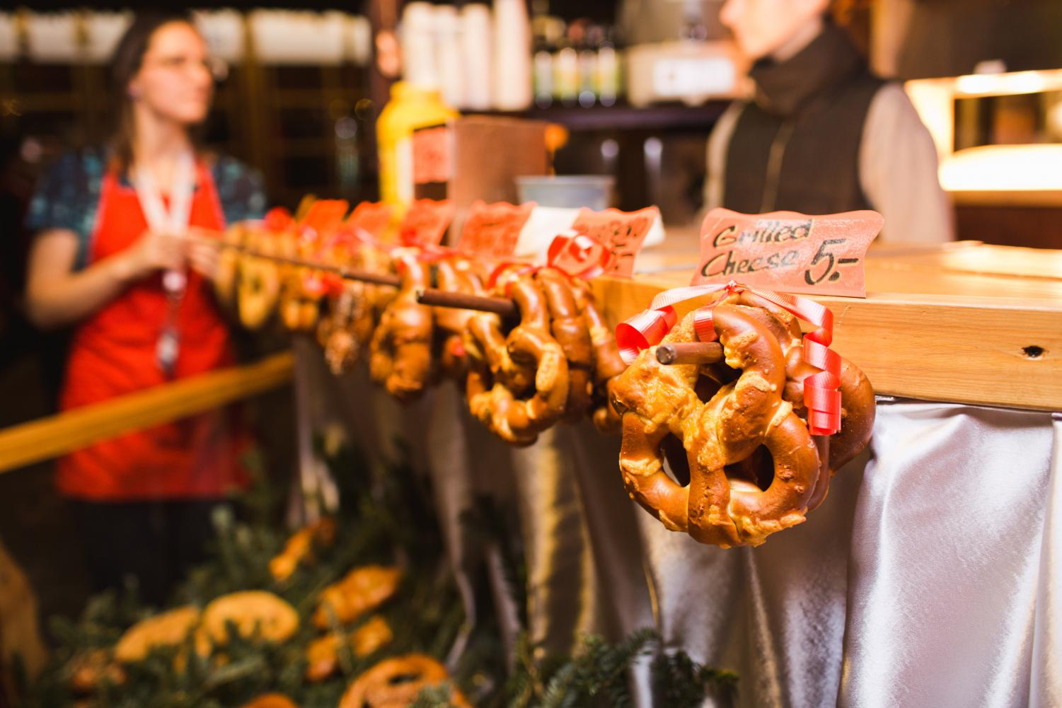 Milwaukee Pretzel Company is one of several vendors that will participate in this year's Christkindlmarket.