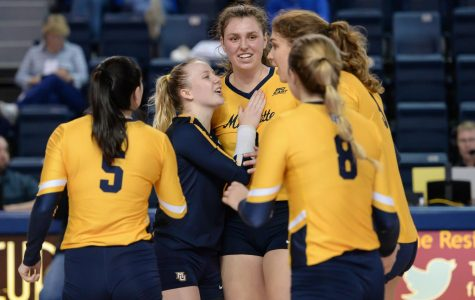 Volleyball heads to BIG EAST Championship Final for second consecutive season