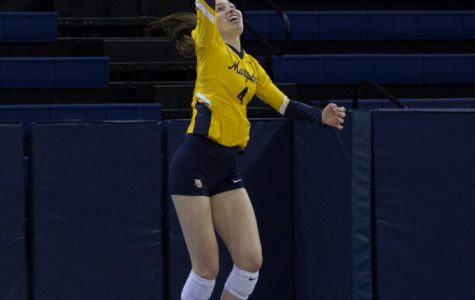 Rose plays integral role in No. 15 Marquette volleyball's success