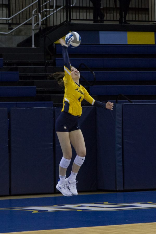 Rose+plays+integral+role+in+No.+15+Marquette+volleyball%27s+success