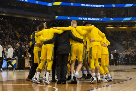 Marquette, Thomas shoot down Xavier
