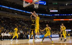 Men's basketball routs UMBC despite lack of perimeter shooting