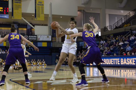 REISNER: Early season adversity has set up women's basketball for success