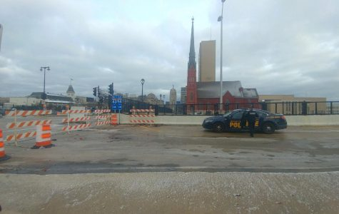MUPD shuts down I-43 entrance ramp in response to shots fired