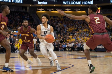 Marquette to host Iowa in Gavitt Tipoff Series