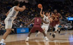 PHOTO GALLERY: Men's basketball wins second game at Fiserv Forum
