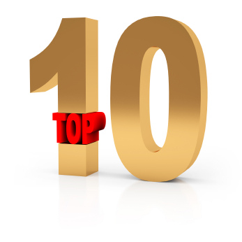 Ian Schrank's Top 10 of 2016