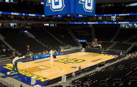 Marquette considered building new arena, sources say
