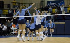Volleyball advances to Sweet 16 after second consecutive NCAA Tournament sweep