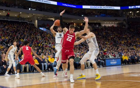 Three takeaways: Marquette takes down No. 12 Wisconsin despite Happ's performance