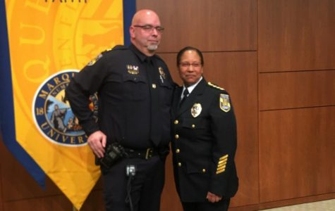 Edith Hudson sworn in as new MUPD chief