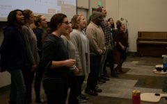 Gospel Choir to hold Christmas Concert Friday