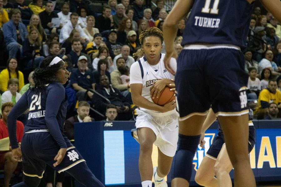No.+19+Marquette+struggles+to+stop+Ogunbowale%2C+Turner+in+loss+to+No.+2+Notre+Dame