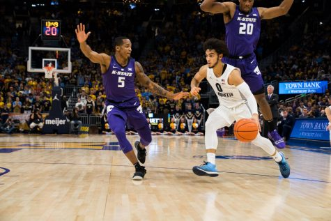 Three takeaways: Men's basketball earns first ranked win of 2018