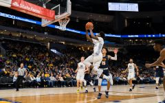 Men's basketball outlasts UTEP despite shooting woes