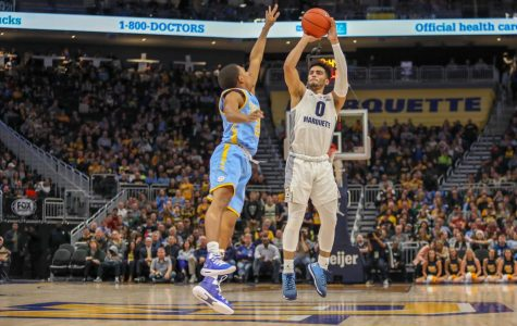 Hot start from Howard fuels Marquette in 43-point win over Southern
