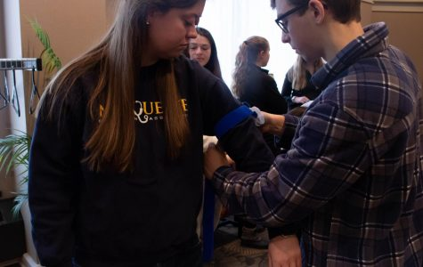 Stop the Bleed trains students to deal with blood loss