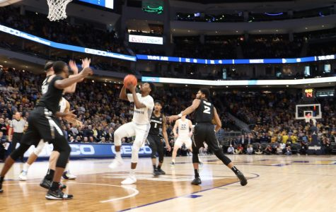 Men's basketball uses defense to get past Xavier in BIG EAST home opener