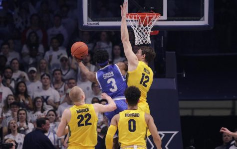 Heldt offensive rebound, late improvements help No. 12 Marquette defeat Xavier