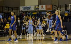 Women's basketball picks up largest win over DePaul in program history