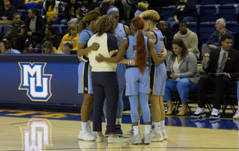 Women's basketball edges Georgetown to remain undefeated in BIG EAST play