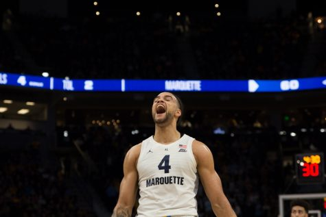 MUBB blown out by Xavier in BIG EAST quarterfinal, awaits NIT fate