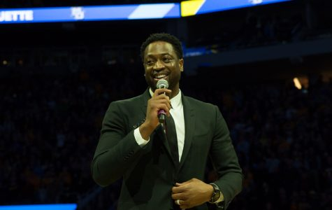 Wade continues to impact Marquette men's basketball during final NBA season