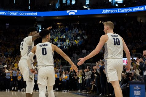 Big second half, Hauser threes help Marquette avoid upset on Dwyane Wade Day