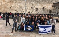 Marquette students take trip to Israel