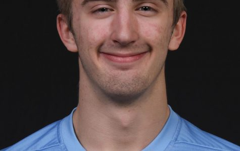 Ben Konopka breaks freshman hurdles record
