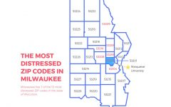 53233 ZIP code most economically distressed, SWIM initiative aims to help