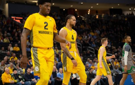 Marquette falls to St. John's in BIG EAST opener