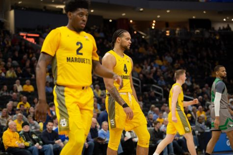 Two wins away from $2 million, Marquette alumni team eyes TBT title