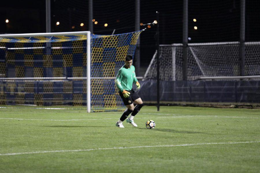Luis Barraza attends 2019 MLS Player Combine