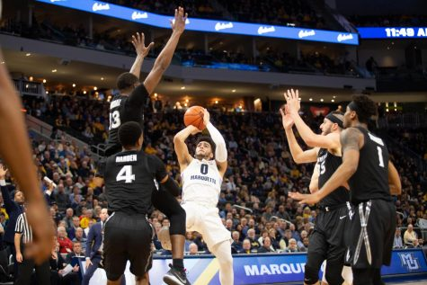 PREVIEW: Xavier depth, 3-point shooting challenge Golden Eagles