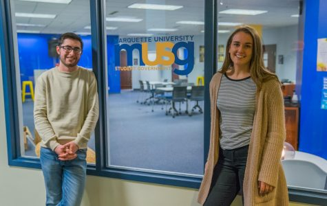 MUSG prepares for more legislation in spring semester