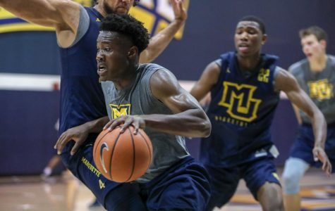 McEwen prepares No. 10 Marquette for Paschall, other BIG EAST stars